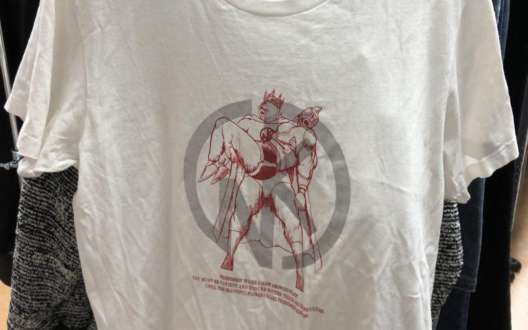 キン肉マンTシャツ