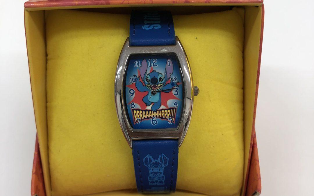 リロ&スティッチ 腕時計