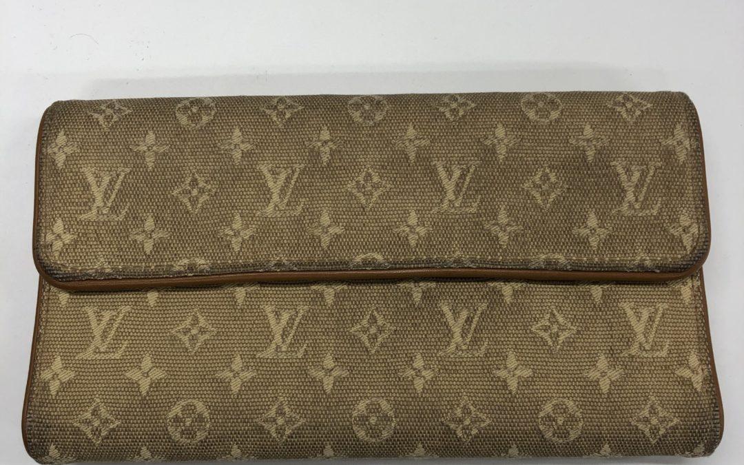 Louis Vuitton ミニモノグラム 長財布